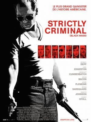 Sortie DVD Strictly Criminal