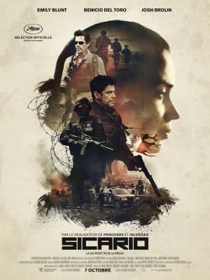 Sicario DVD et Blu-Ray
