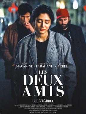 Jaquette dvd Les Deux Amis
