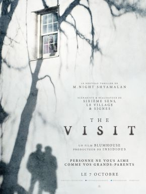 The Visit DVD et Blu-Ray