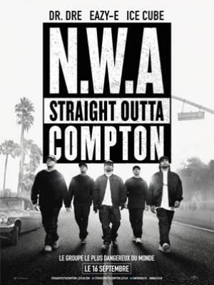 Straight Outta Compton DVD et Blu-Ray