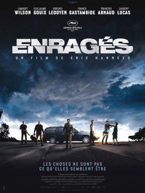 Jaquette dvd Enragés
