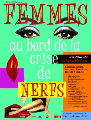 DVD Femmes Au Bord De La Crise De Nerfs