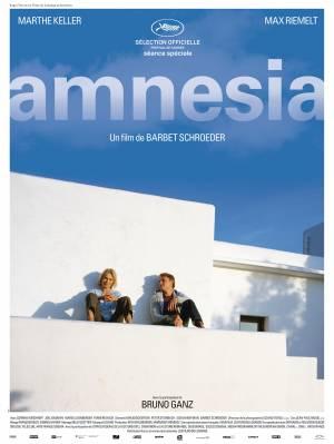 Amnesia DVD et Blu-Ray