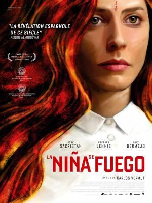 Sortie DVD La Niña De Fuego