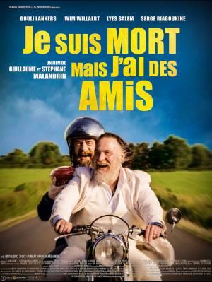 DVD Je Suis Mort Mais J'ai Des Amis