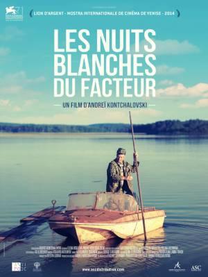 Jaquette dvd Les Nuits Blanches Du Facteur