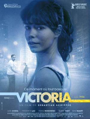 Victoria DVD et Blu-Ray