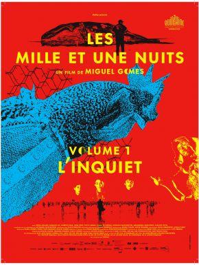 DVD Les Mille Et Une Nuits - L'Inquiet