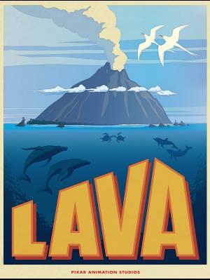 DVD Lava