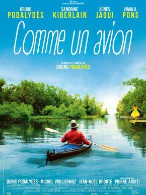 Jaquette dvd Comme Un Avion