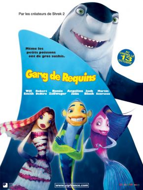 DVD Gang De Requins