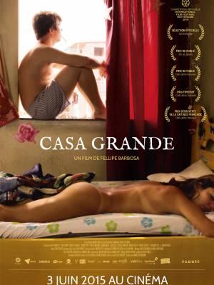 Casa Grande DVD et Blu-Ray