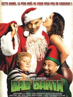 Jaquette dvd Bad Santa