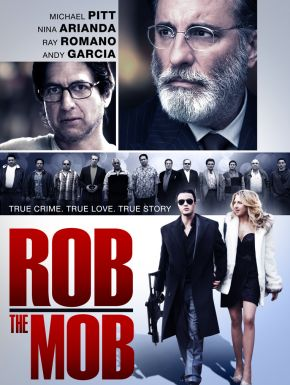 sortie dvd  Rob The Mob