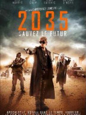 sortie dvd  2035 : Sauvez Le Futur