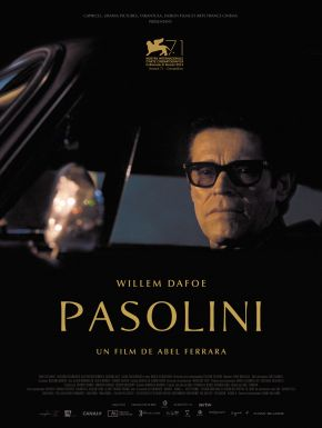 DVD Pasolini