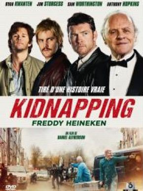 Kidnapping Freddy Heineken DVD et Blu-Ray