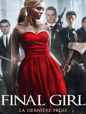 Sortie DVD Final Girl