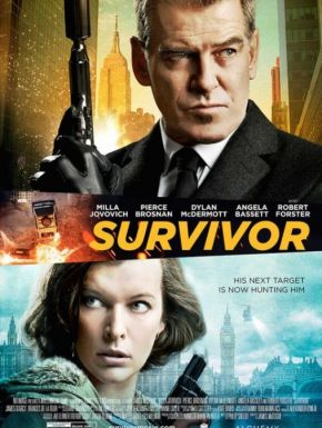 Jaquette dvd Survivor