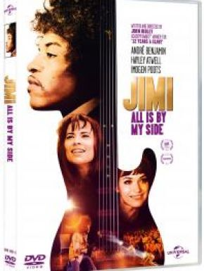 Sortie DVD Jimi, All Is By My Side