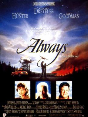 sortie dvd	  Always - Pour toujours