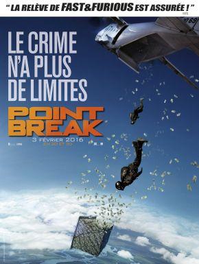 Jaquette dvd Point Break
