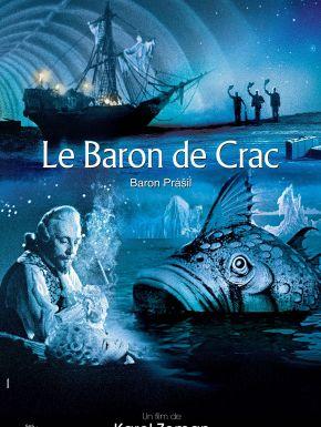 Le Baron De Crac en DVD et Blu-Ray
