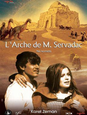 L'Arche De M. Servadac DVD et Blu-Ray