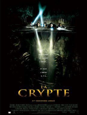 sortie dvd  La Crypte