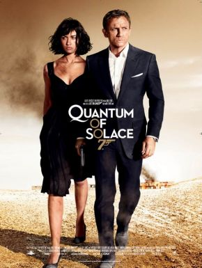 Jaquette dvd Quantum Of Solace