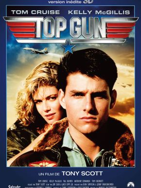 Top Gun DVD et Blu-Ray
