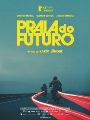 Praia Do Futuro DVD et Blu-Ray