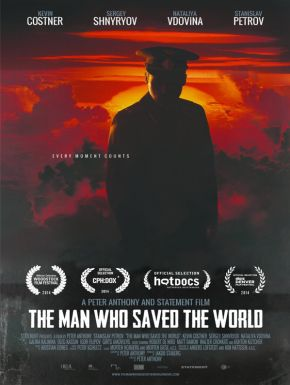 DVD The Man Who Saved The World