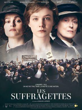 Suffragette en DVD et Blu-Ray
