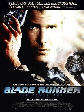 Blade Runner DVD et Blu-Ray