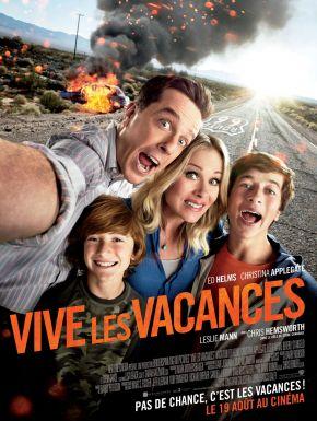 sortie dvd  Vive Les Vacances