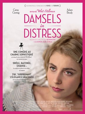 sortie dvd	  Damsels In Distress