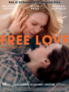 Jaquette dvd Free Love