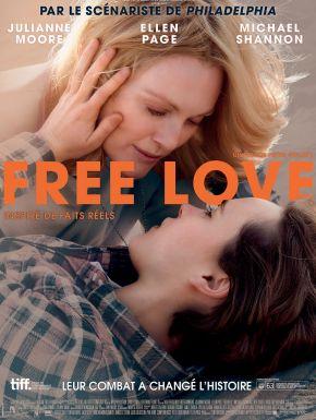 Sortie DVD Free Love