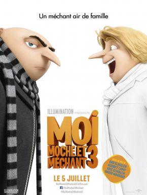 sortie dvd  Moi, Moche Et Méchant 3