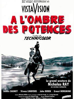 Jaquette dvd A L'ombre Des Potences