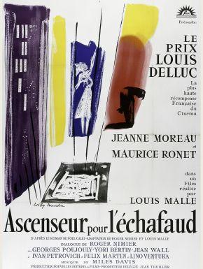 Sortie DVD Ascenseur Pour L'échafaud