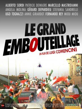 Le Grand Embouteillage DVD et Blu-Ray