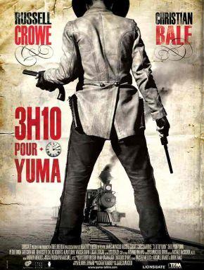 3h10 Pour Yuma DVD et Blu-Ray