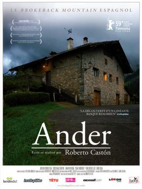 Jaquette dvd Ander