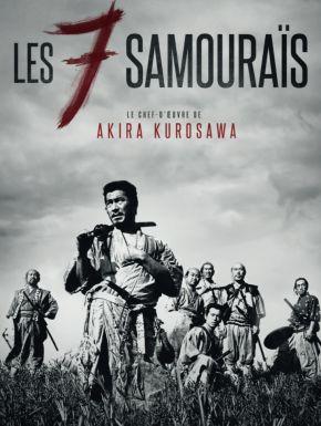 DVD Les Sept Samouraïs
