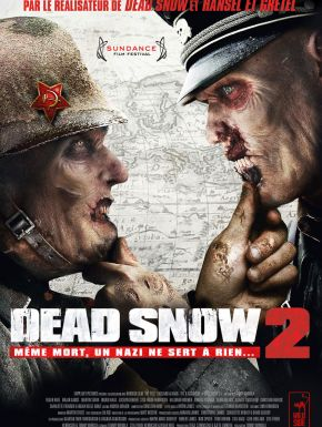 Dead Snow 2 DVD et Blu-Ray