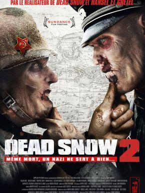 Dead Snow 2 DVD et Blu-Ray