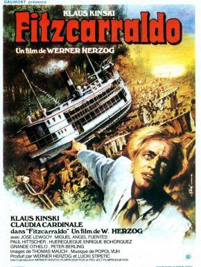 Fitzcarraldo en DVD et Blu-Ray